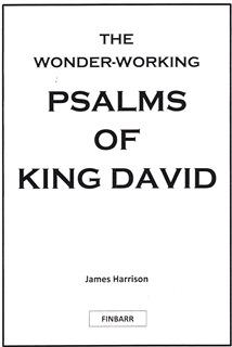 White Magic: WONDER-WORKING PSALMS OF KING DAVID